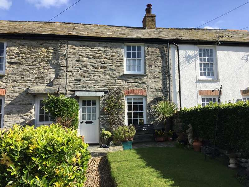 1 Bedroom House for sale in 66 Fore Street, Port Isaac