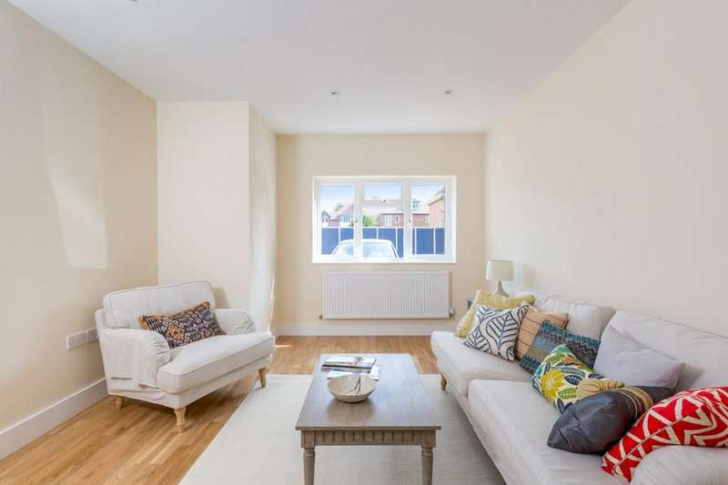 3 Bedrooms House for sale in Talbot Road, Wembley
