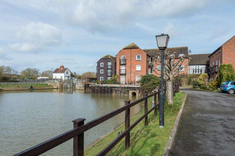 1 Bedroom Apartment Flat for sale in Church Road, Sandford-on-Thames, Oxford