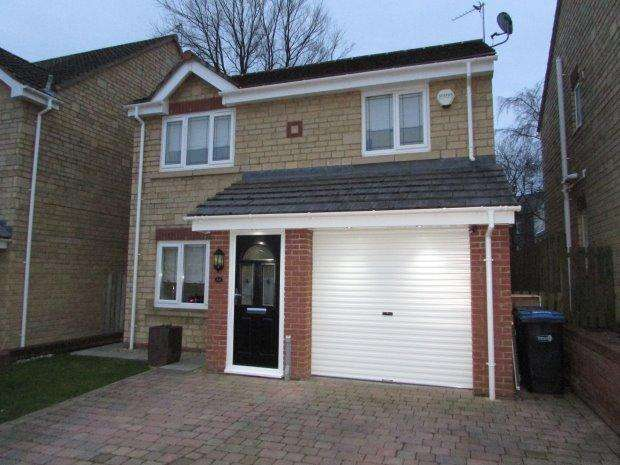 3 Bedrooms Detached House for sale in NEWTON GRANGE, BISHOP AUCKLAND, BISHOP AUCKLAND