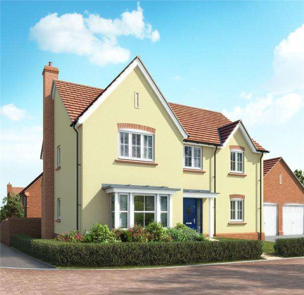 4 Bedrooms Detached House for sale in Meadow Gardens, Wedow Road, Thaxted, Essex