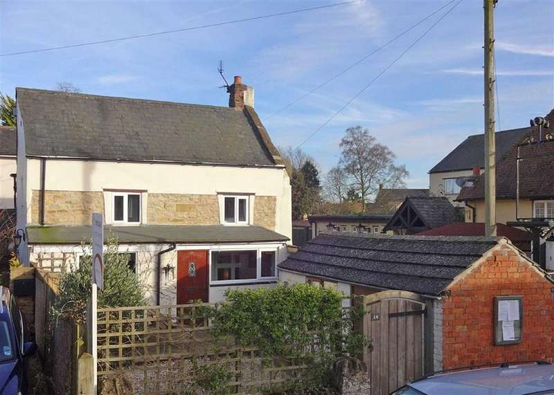 2 Bedrooms Cottage House for sale in High Street, Gayton