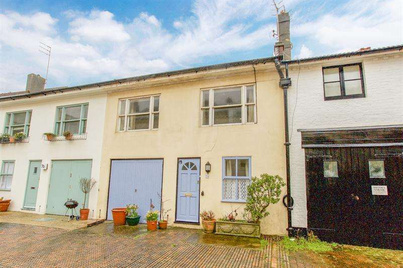 3 Bedrooms Mews House for sale in Eastern Terrace Mews, Kemp Town, Brighton