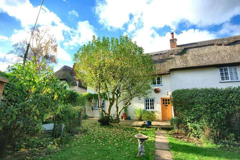 2 Bedrooms Semi Detached House for sale in Mill End, Damerham, Fordingbridge, Hampshire, SP6