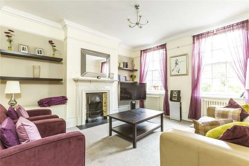 2 Bedrooms Flat for sale in Broad Court, London, WC2B