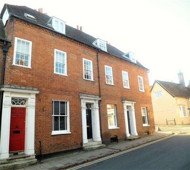 3 Bedrooms Town House for sale in Tilehouse Street, Hitchin, SG5