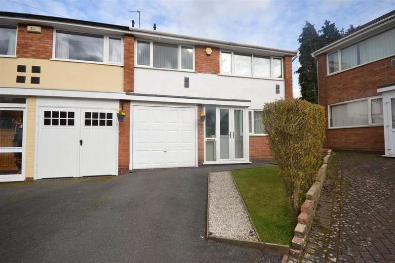 4 Bedrooms Semi Detached House for sale in Moseley Drive, Birmingham