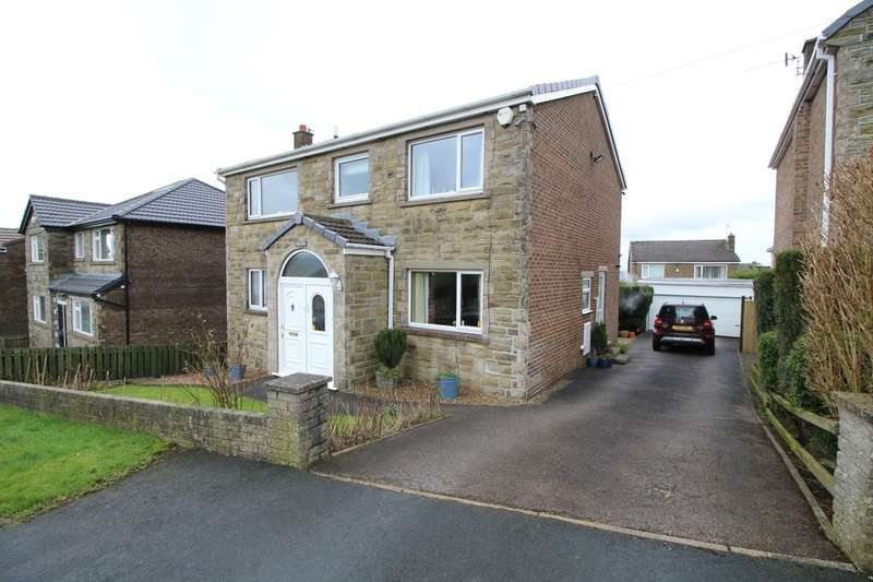 4 Bedrooms Detached House for sale in Shann Lane, Keighley, BD20