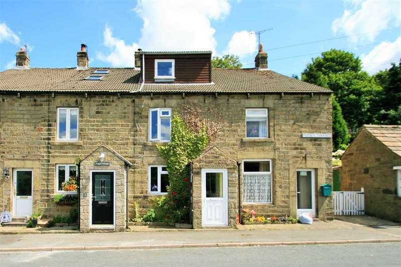 4 Bedrooms Terraced House for sale in 2 Pudsey Terrace, near Harrogate, in glorious Nidderdale HG3 4BY