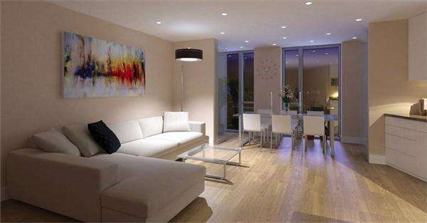 1 Bedroom Apartment Flat for sale in Sky View Tower, Stratford, London