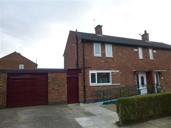 3 Bedrooms Semi Detached House for sale in Wharfe Drive, Dringhouses, York