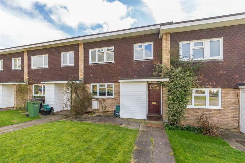 3 Bedrooms Terraced House for sale in Meadowcroft, St. Albans, Hertfordshire