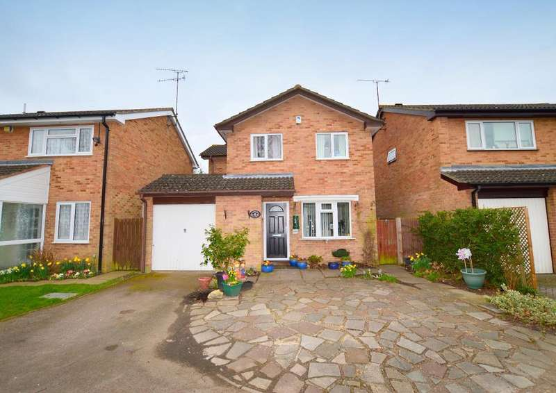 4 Bedrooms Detached House for sale in Arbour Close, Luton, LU3 4AQ