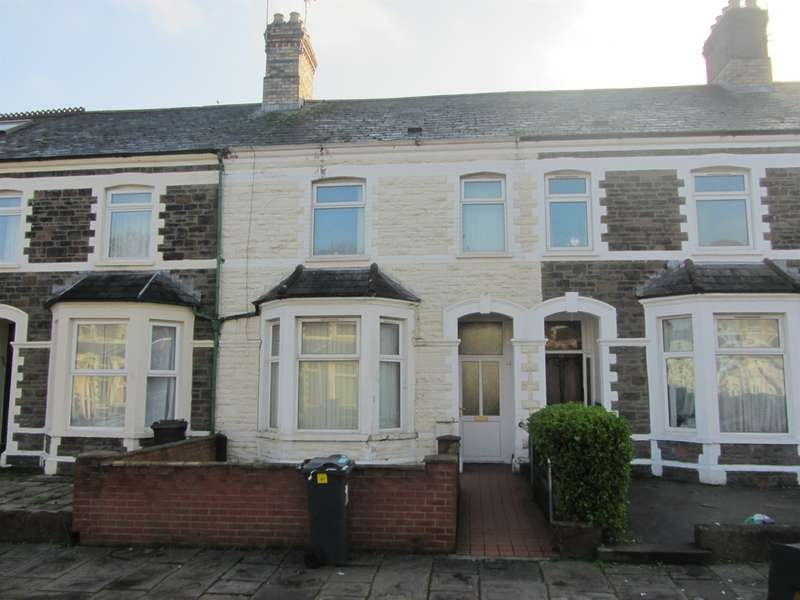 3 Bedrooms Terraced House for sale in Llandough Street, Cardiff