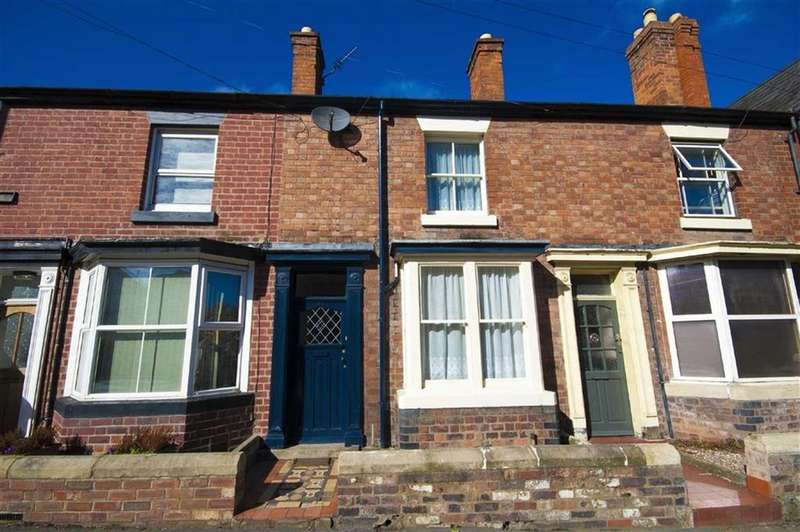 2 Bedrooms Terraced House for sale in Longden Coleham, Shrewsbury, Shropshire