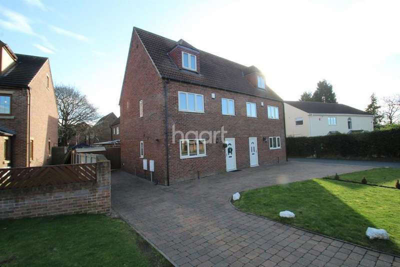 3 Bedrooms Semi Detached House for sale in Old Epworth Road , Hatfield