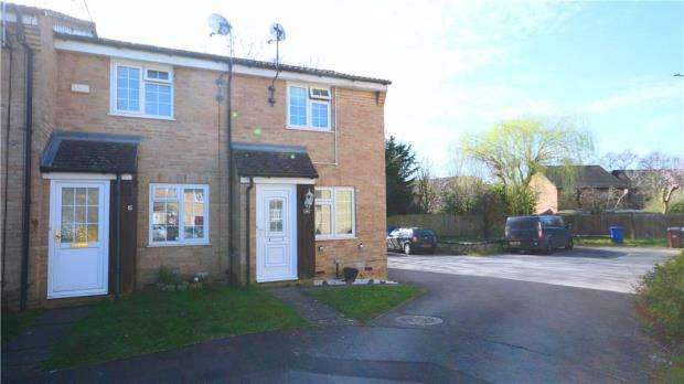2 Bedrooms End Of Terrace House for sale in Hungerford Close, Sandhurst, Berkshire