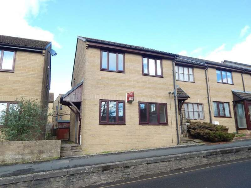 3 Bedrooms End Of Terrace House for sale in Victoria Court, Castle Cary