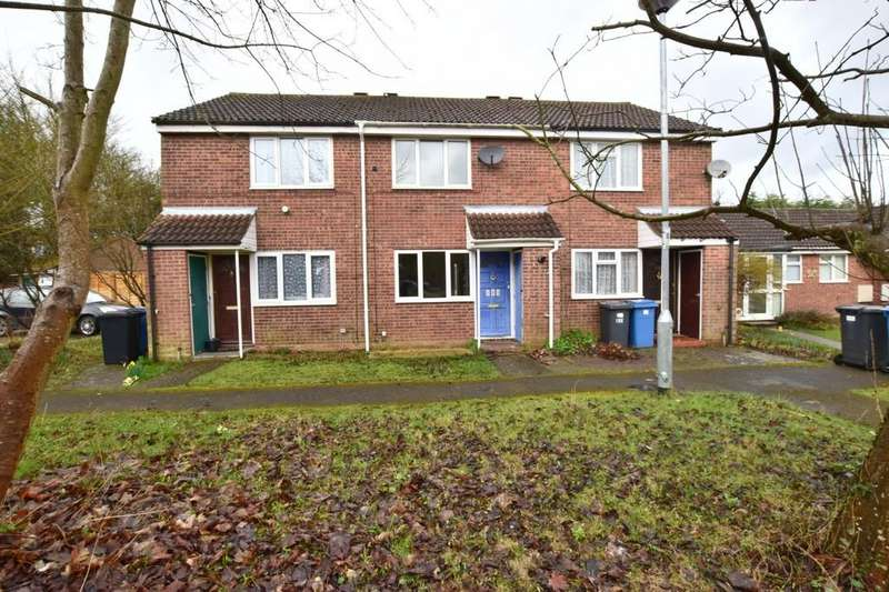 2 Bedrooms Terraced House for sale in Kings Road, Glemsford