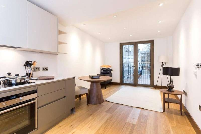 1 Bedroom Flat for sale in St Dunstan's Court, 133-137 Fetter Lane, London, EC4A