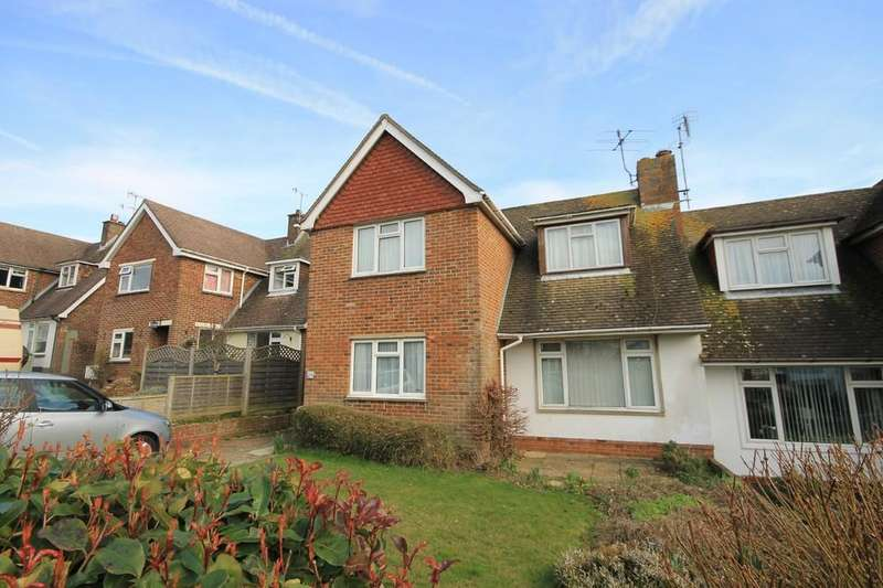 3 Bedrooms Semi Detached House for sale in Ravensbourne Avenue, Shoreham-by-Sea