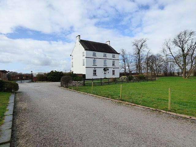 8 Bedrooms Detached House for sale in Slag Lane, Warrington