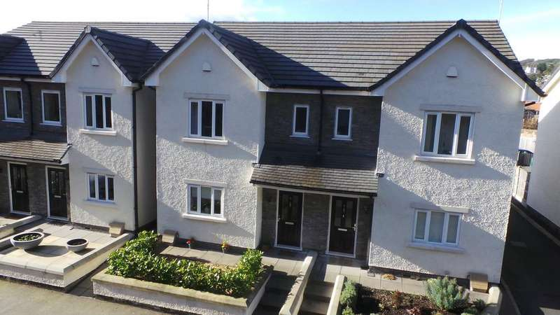 3 Bedrooms Semi Detached House for sale in School Mews, Lund Terrace, Ulverston