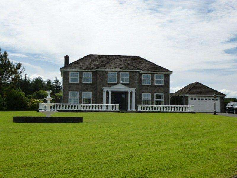 4 Bedrooms Detached House for sale in Grove, Golden Grove, Carmarthen, Carmarthenshire.