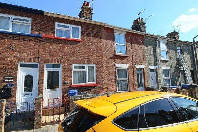 3 Bedrooms Terraced House for sale in Raglan Street, Lowestoft