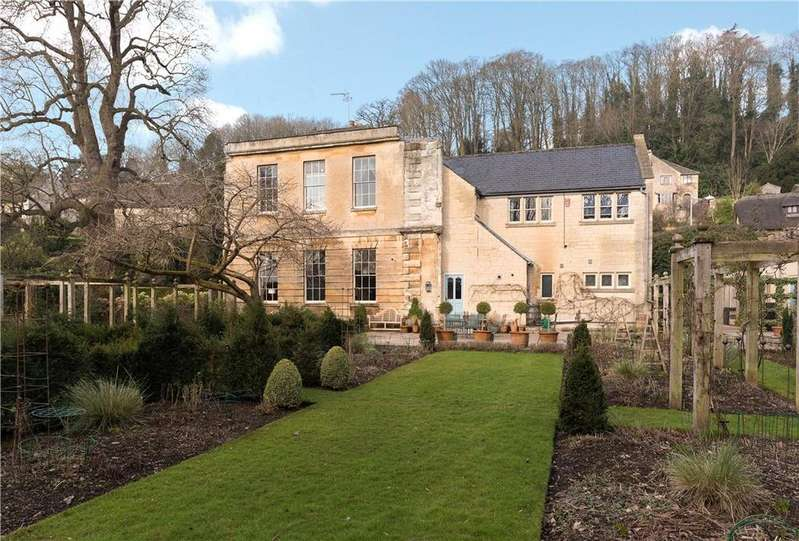 5 Bedrooms Detached House for sale in Market Street, Bradford-on-Avon, Wiltshire, BA15