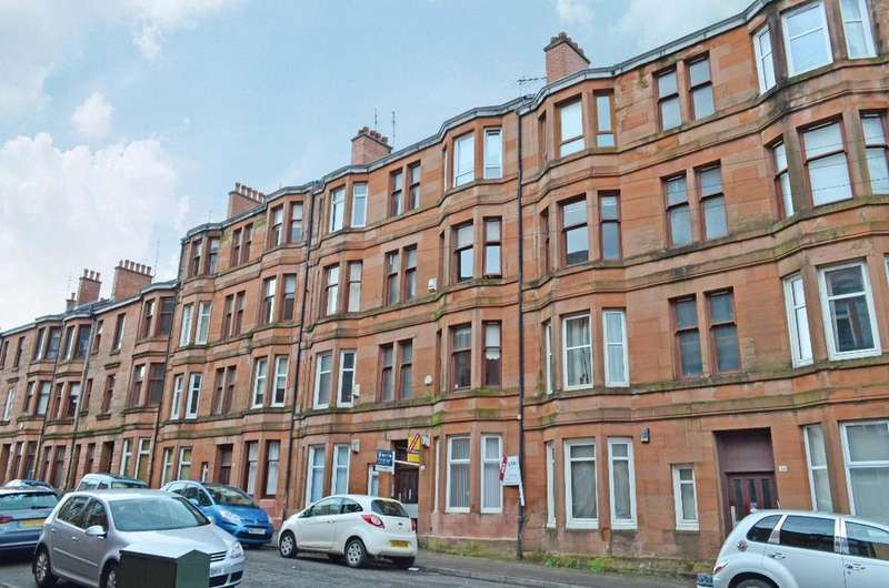 1 Bedroom Flat for sale in Strathcona Drive, Flat 0/2, Anniesland, Glasgow, G13 1JG