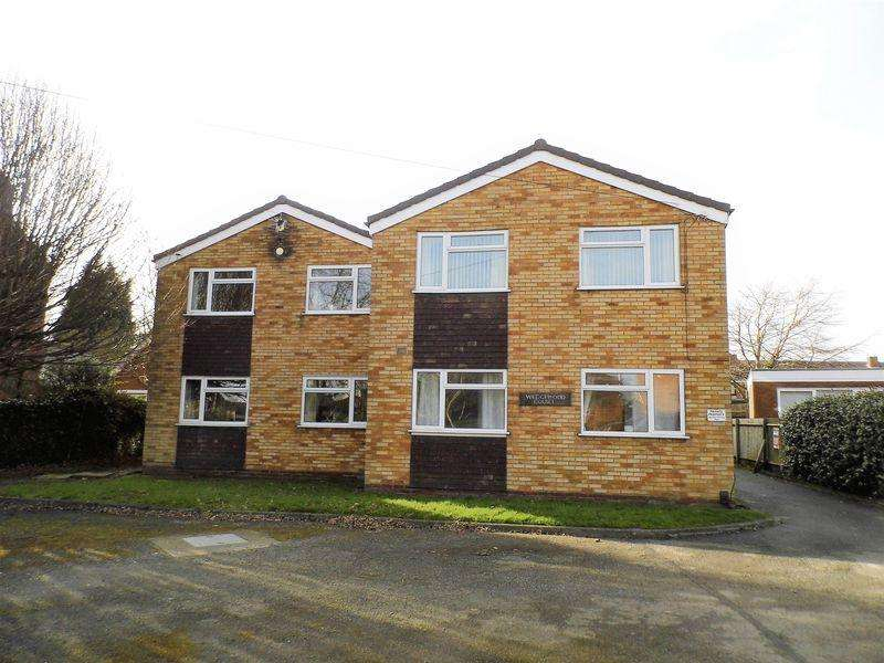 2 Bedrooms Apartment Flat for sale in Wedgewood Court, Green Lane, Shelfield, Walsall.