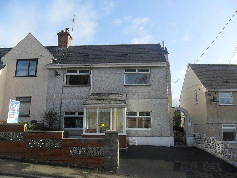 3 Bedrooms Semi Detached House for sale in Alltywerin , Pontardawe, Swansea.