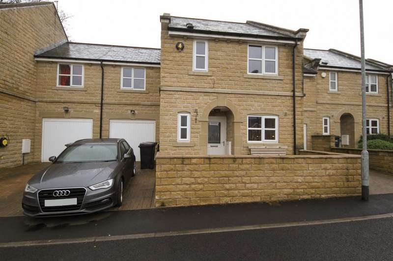 3 Bedrooms Mews House for sale in Robinson Fold, Barnoldswick BB18
