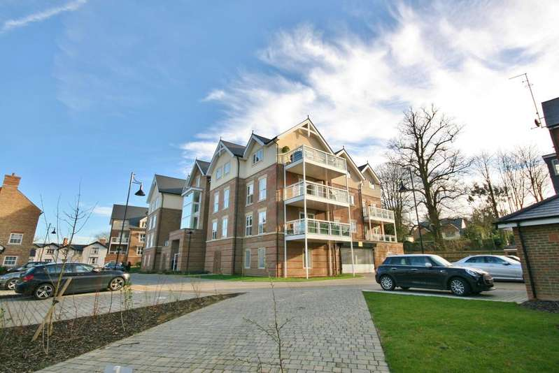2 Bedrooms Apartment Flat for sale in Berkhamsted