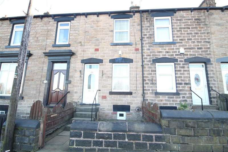 2 Bedrooms Terraced House for sale in Park Road, Barnsley, South Yorkshire, S70