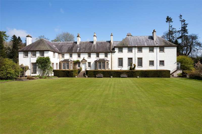 10 Bedrooms Unique Property for sale in Drumkilbo House, Meigle, Blairgowrie, Perthshire, PH12