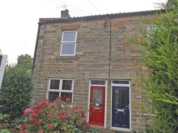 2 Bedrooms End Of Terrace House for sale in Winston Road, Staindrop, Darlington, Durham