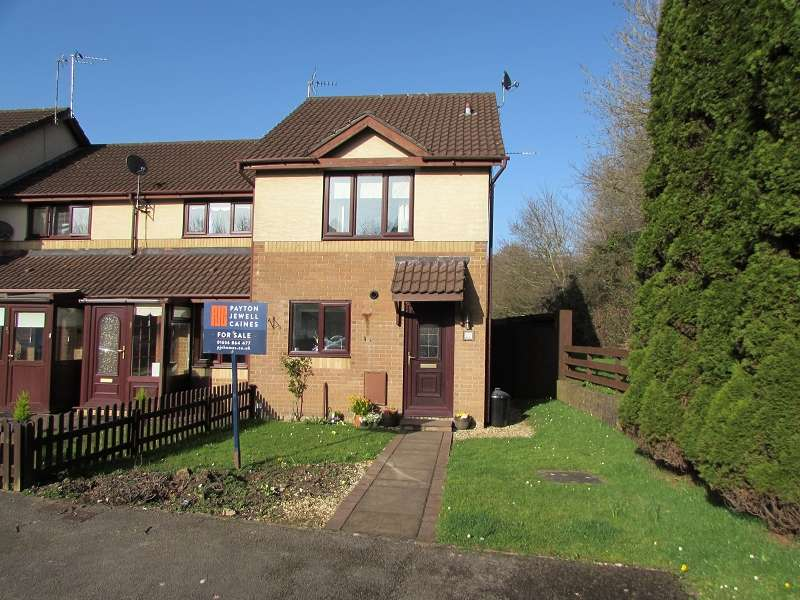 2 Bedrooms End Of Terrace House for sale in 22 Heol Ewenny , Pencoed, Bridgend. CF35 5QA