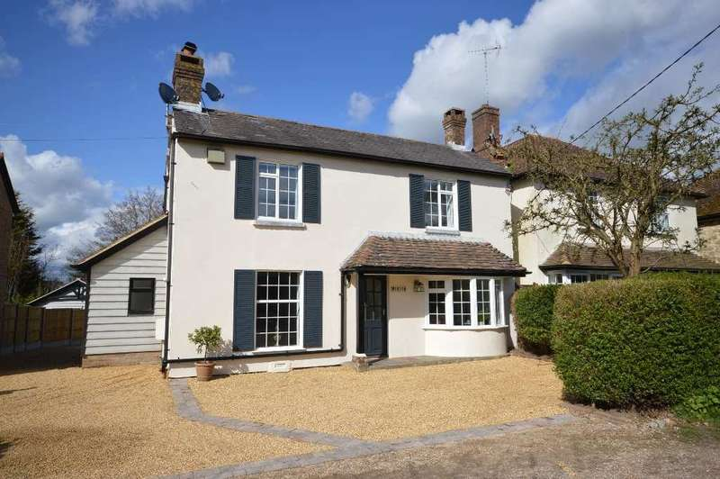 3 Bedrooms Detached House for sale in Pulborough Road, Cootham, Storrington, RH20
