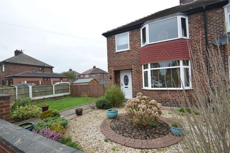 3 Bedrooms Semi Detached House for sale in Oak Road, SALE, Cheshire