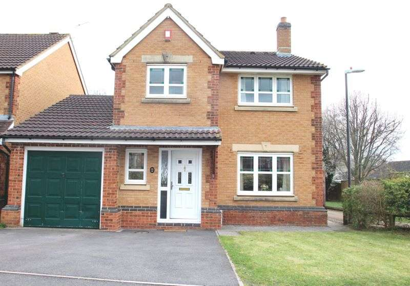 4 Bedrooms Detached House for sale in Cottonwood Drive, Bristol