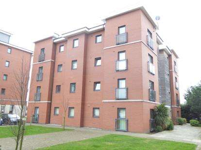 2 Bedrooms Flat for sale in Walker Court, Central Way, Warrington, Cheshire