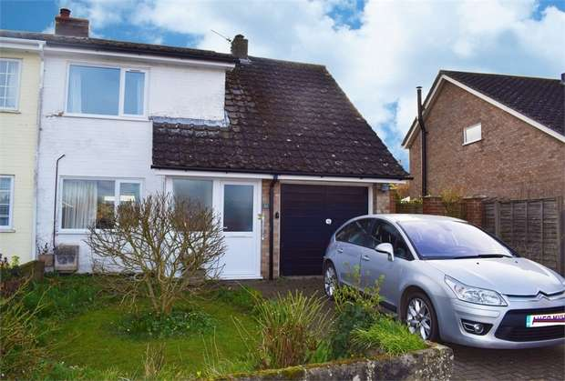 3 Bedrooms Detached House for sale in Garden Close, Watton, Thetford, Norfolk