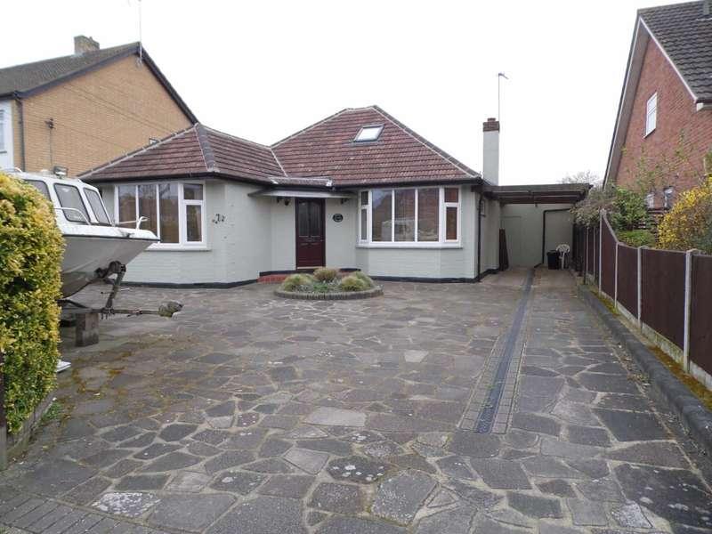 3 Bedrooms Bungalow for sale in Lower Church Road, Benfleet