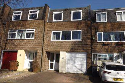 4 Bedrooms Terraced House for sale in Rownhams, Southampton, Hampshire