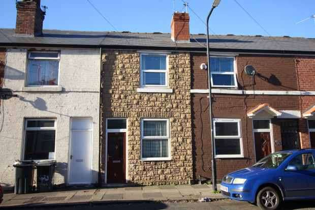 2 Bedrooms Terraced House for sale in Selborne Street, Rotherham, South Yorkshire, S65 1RR