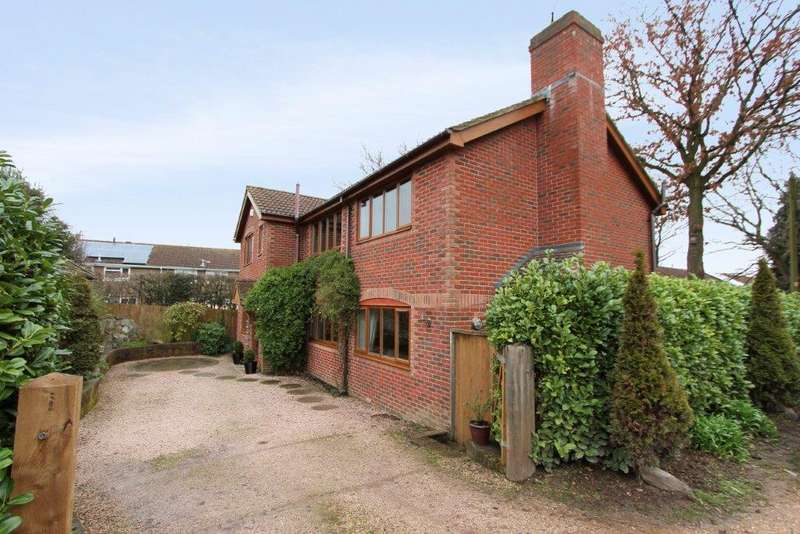 5 Bedrooms Detached House for sale in Marls Road, Botley SO30