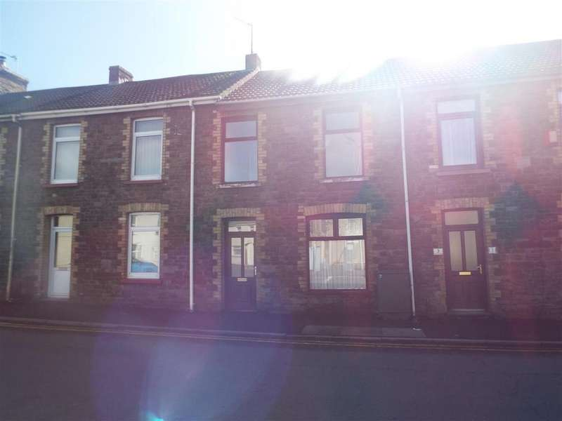 3 Bedrooms Terraced House for sale in Pemberton Road, Llanelli
