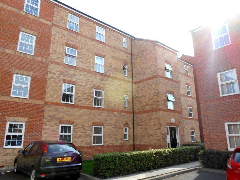 2 Bedrooms Flat for sale in Potters Hollow, Bulwell, Nottingham, Nottinghamshire